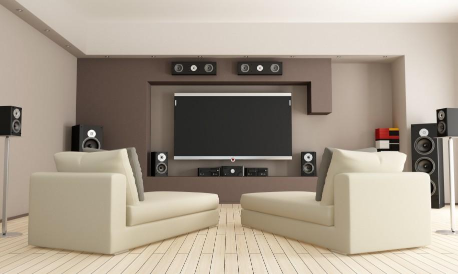 78+ Modern Home Theater Design Ideas 2017 - RoundPulse